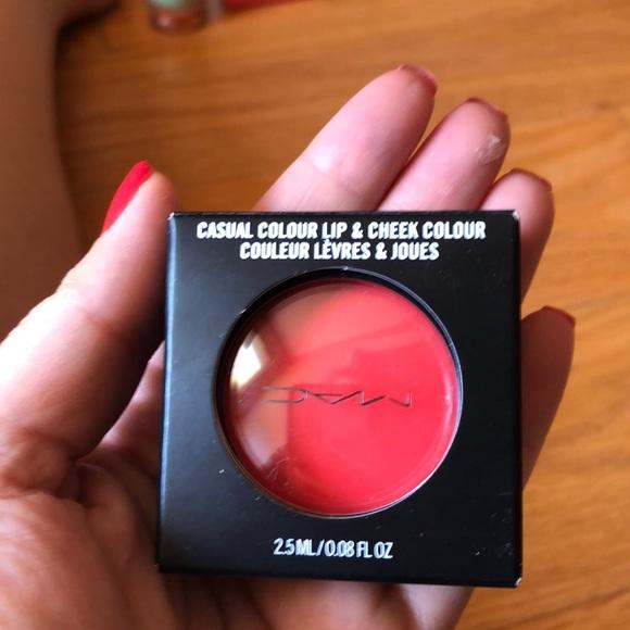MAC Cosmetics Other - MAC  lip and cheek color